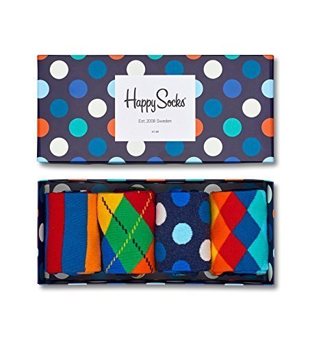 Ladies Classic Box of Socks - Multi