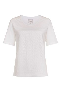 Sophisticated Sally Top - White