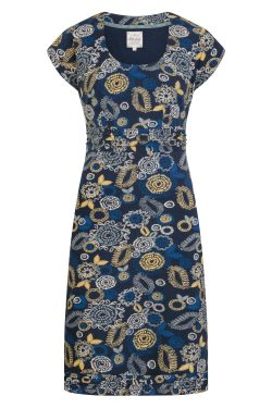 Artisan Floral Dress - Eclipse Multi