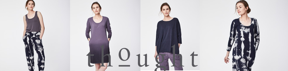 Thought AW18 Loungewear - ladies vegan clothing