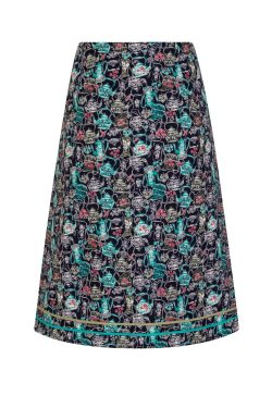 Kettle Print Alice Skirt