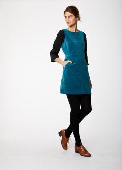 Bermilla Dress - Kingfisher