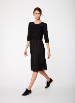 Aubriana Dress - Black