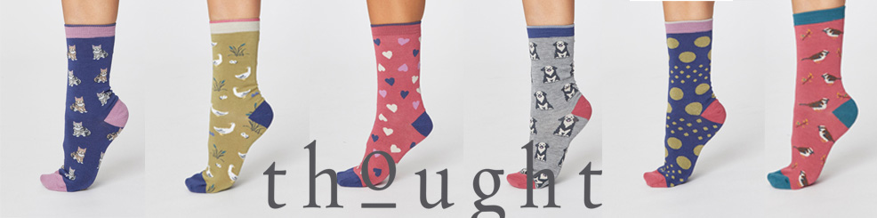 aa92414a06 Adini New In Spring Summer Stock · Thought bamboo socks
